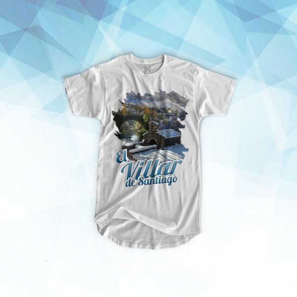 Camiseta El Villar de Santiago