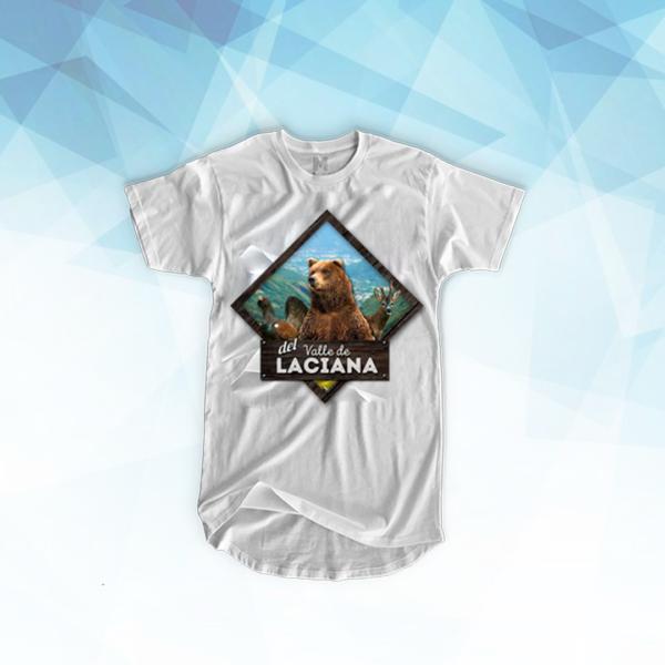 Camiseta-Laciana