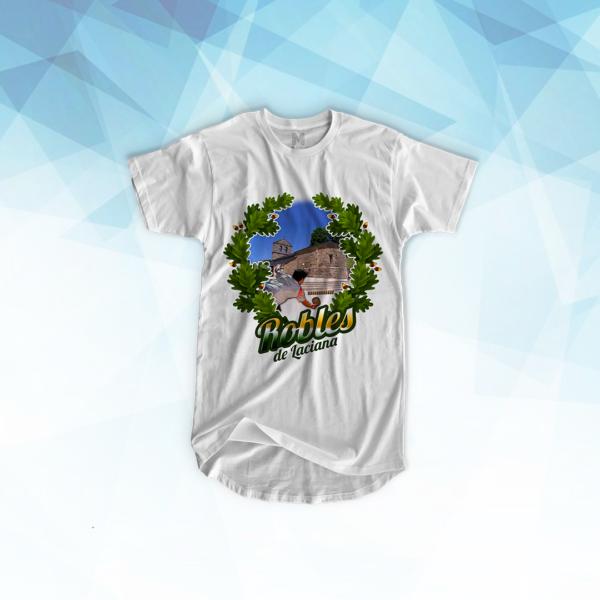 Camiseta Robles de Laciana
