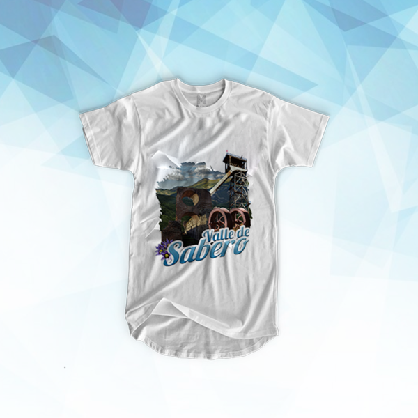 Camiseta-Sabero