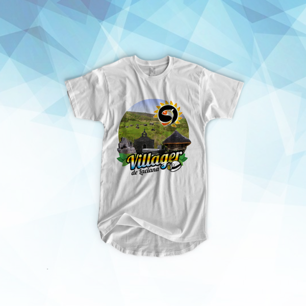 Camiseta-Villager