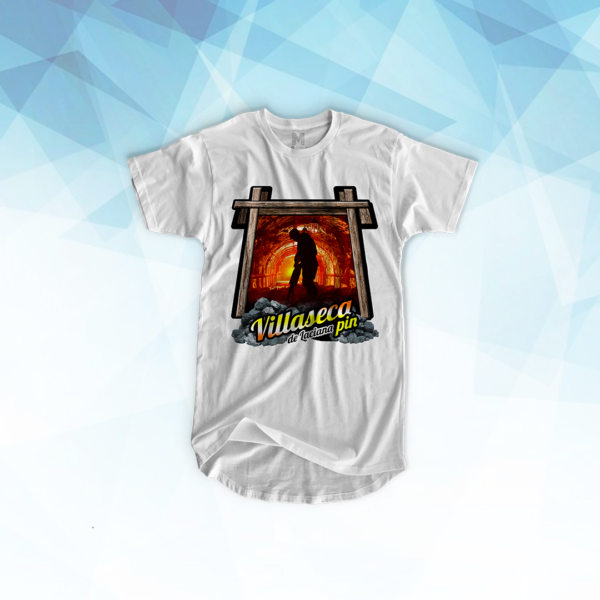 Camiseta Villaseca de Laciana