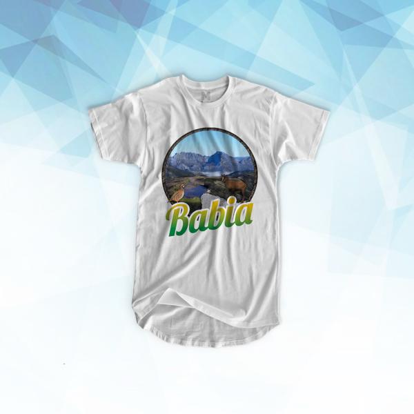 Camiseta-babia