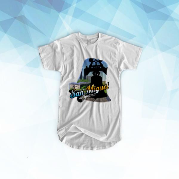 Camiseta San Miguel