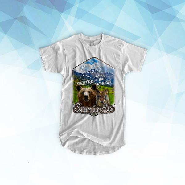 Camiseta Somiedo