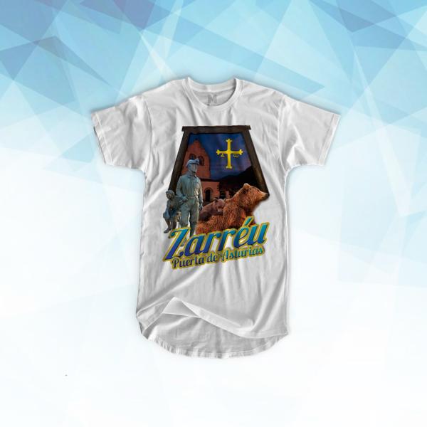 Camiseta Zarréu